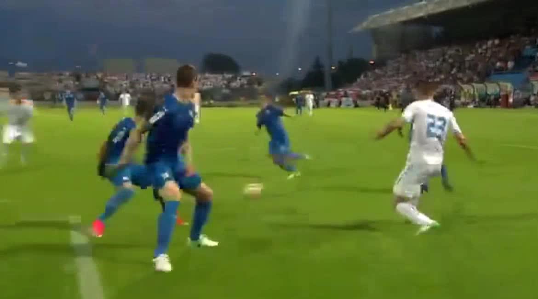 Dinamo Zagreb Rijeka goals and highlights
