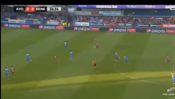 Oostende Genk goals and highlights