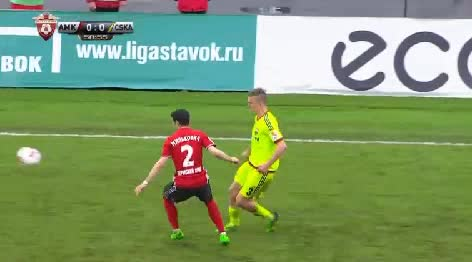 Amkar CSKA Moscow goals and highlights