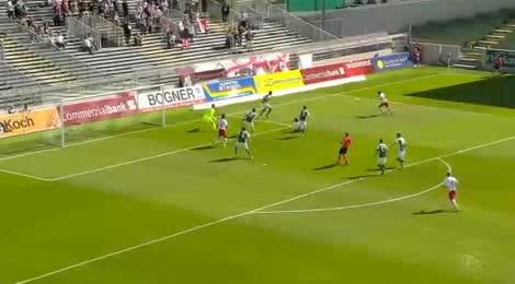 Mattersburg Salzburg goals and highlights