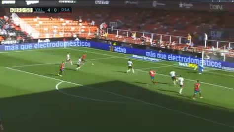 Valencia Osasuna goals and highlights