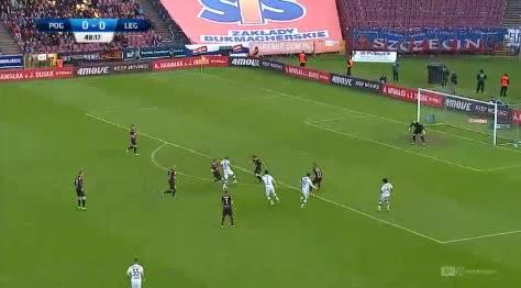 Pogon Szczecin Legia goals and highlights