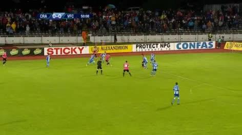 CS U Craiova Viitorul Constanta goals and highlights