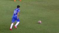 Jose Manuel Sagredo Chavez scores in the match Blooming vs Guabira