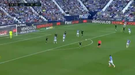 Leganes Betis goals and highlights