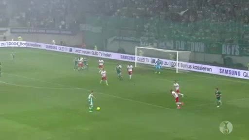 Rapid Wien Salzburg goals and highlights