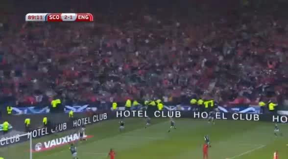 Scotland England goals and highlights