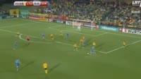 Vladimir Weiss scores in the match Lithuania vs Slovakia