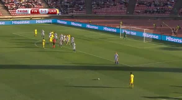 Finland Ukraine goals and highlights