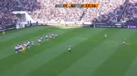 Gilberto Oliveira Souza Junior scores in the match Corinthians vs Sao Paulo