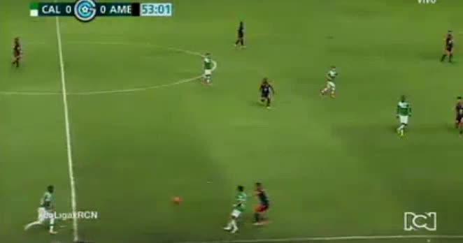 Deportivo Cali América de Cali goals and highlights