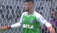Bruno Cortez scores in the match Gremio vs Bahia