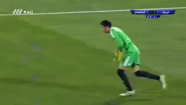 Iran Uzbekistan goals and highlights