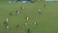 Germano Borovicz Cardoso Schweger scores in the match Londrina vs Oeste