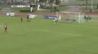 Robbin Sellin scores in the match Mariehamn vs JJK Jyvaskyla