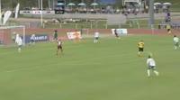 Samu Suoraniemi scores in the match Mariehamn vs JJK Jyvaskyla