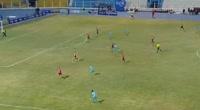 Leonel Justiniano scores in the match Nacional Potosi vs Bolivar