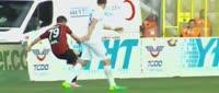 Vedat Muriqi scores in the match Genclerbirligi vs Kasimpasa