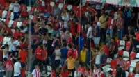 Zeki Yildirim scores in the match Antalyaspor vs Gaziantepspor