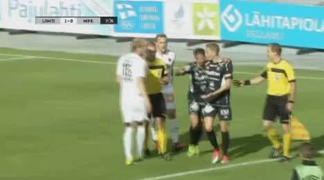 Lahti HIFK Helsinki goals and highlights