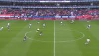 Milan Jevtovic scores in the match Rosenborg vs Stromsgodset