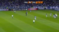 Wellington Paulista scores in the match Cruzeiro vs Chapecoense-SC