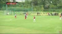 Zoran Arsenic scores in the match Wisla vs Odra Opole