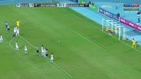 Roger Rodrigues da Silva scores in the match Botafogo RJ vs Atletico-MG