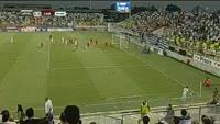 Andre Schembri scores in the match Apollon Limassol vs Zaria Balti