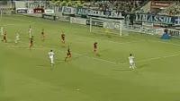Video from the match Apollon Limassol vs Zaria Balti