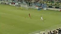 Joao Pedro scores in the match Apollon Limassol vs Zaria Balti