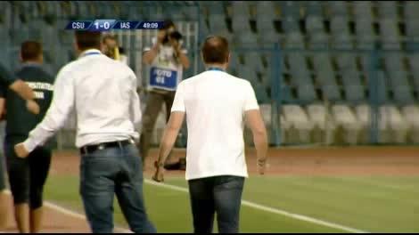 CS U Craiova Poli Iasi goals and highlights