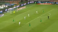 Chiming Zhang scores in the match Beijing Guoan vs Guizhou Zhicheng