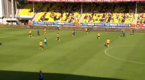 Sundsvall Halmstad goals and highlights