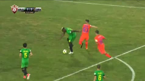Makhachkala Anzhi CSKA Moscow goals and highlights