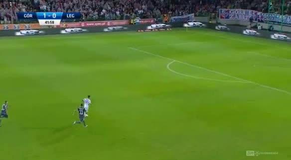 Gornik Z. Legia goals and highlights