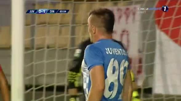 Juventus Bucharest Dinamo Bucharest goals and highlights