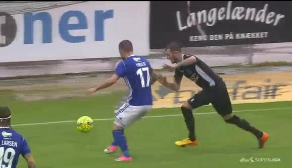 Lyngby Silkeborg goals and highlights