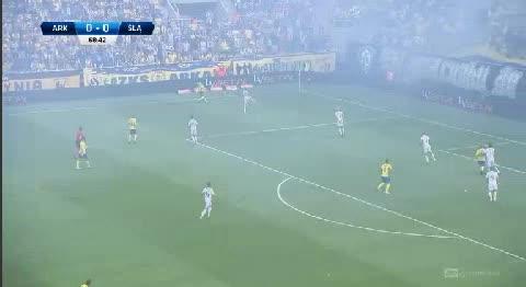 Arka Gdynia Slask Wroclaw goals and highlights