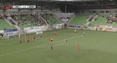 Vaasa Inter Turku goals and highlights