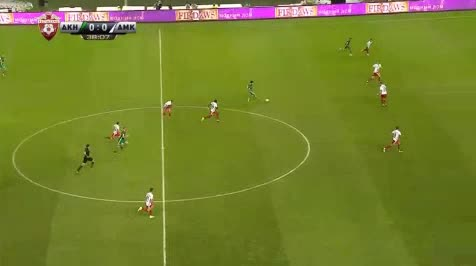 Akhmat Grozny Amkar goals and highlights