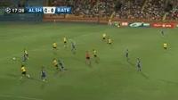 Uros Nenadovic scores in the match Alashkert vs BATE