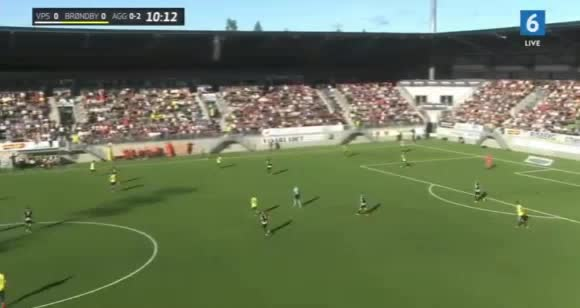 Vaasa Brondby goals and highlights