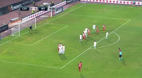Crvena Zvezda I. Pavlodar goals and highlights
