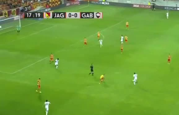 Jagiellonia Gabala goals and highlights