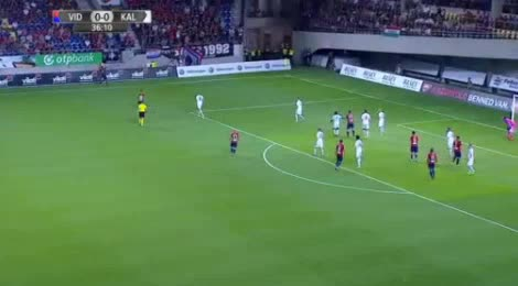 Videoton Nomme Kalju goals and highlights