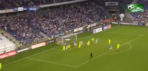 Lech Poznan Haugesund goals and highlights