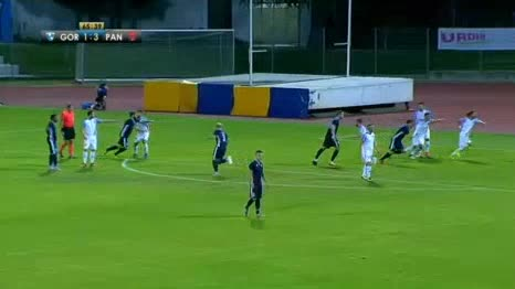 Gorica Panionios goals and highlights