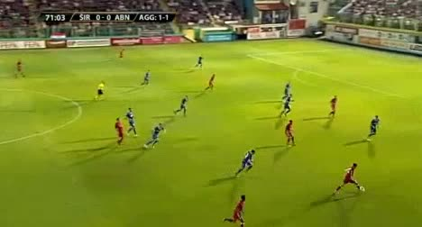 Siroki Brijeg Aberdeen goals and highlights