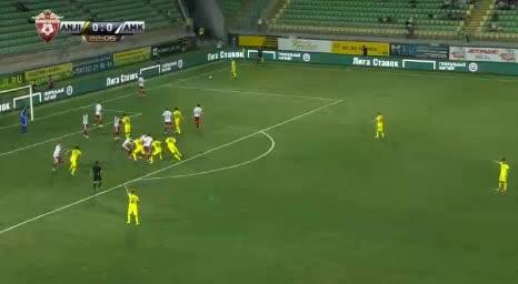 Makhachkala Anzhi Amkar goals and highlights